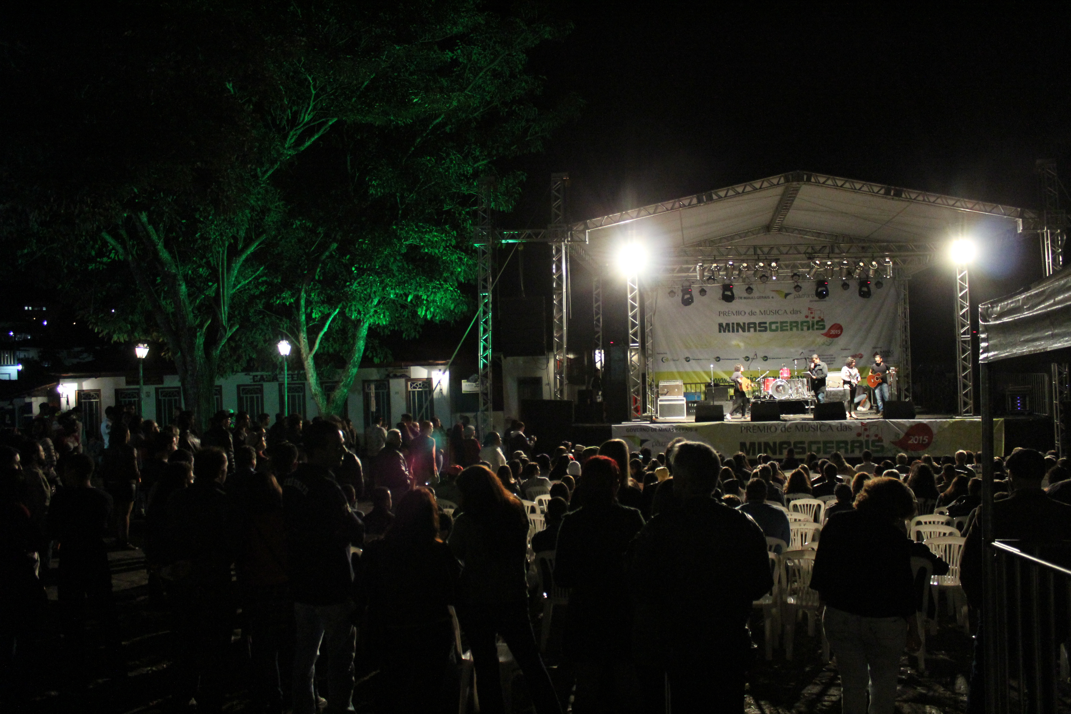 A grande final do Prêmio de Música das Minas Gerais 2015 tem seus primeiros participantes