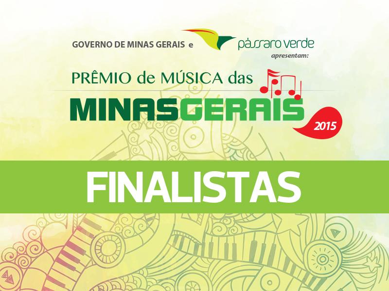 Veja quem são os 12 finalistas de 2015 e ouça suas músicas!