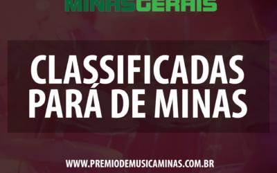 CLASSIFICADAS EM PARÁ DE MINAS