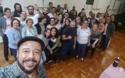 Oficina em Pará de Minas foi um sucesso