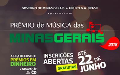 Festival musical está com inscrições gratuitas abertas