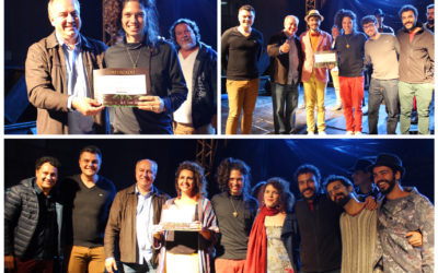 Finalistas da edição 2018 classificados em Pará de Minas