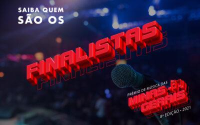 Finalistas Prêmio de Música das Minas Gerais 2021