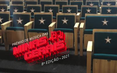 Plateia Virtual Grande Final do 8º Prêmio de Música das Minas Gerais